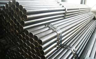 black scaffolding tubes aramco stk500 en 10219 jis bs anz standard
